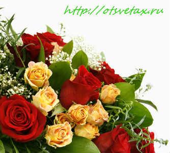 доставка цветов недорого