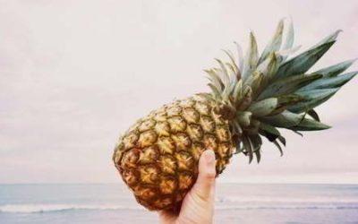 как вырастить ананас в домашних условиях из верхушки