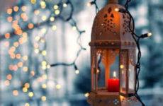 Как красиво оформить дачный участок на Новый год