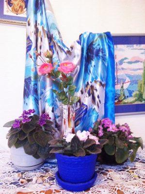 цветы онлайн
