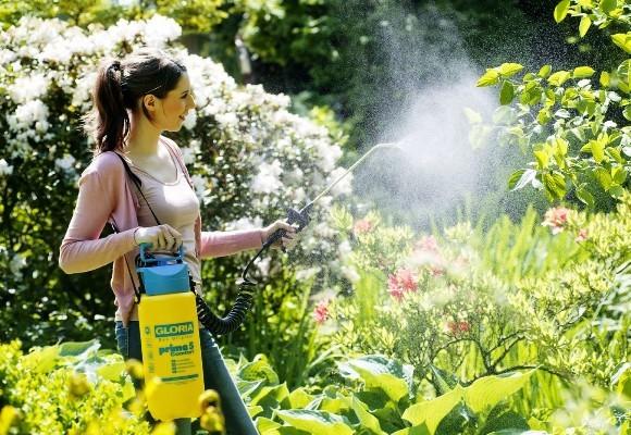 садовые опрыскиватели ручные помповые рейтинг
