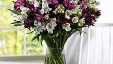 3 трендовых срезанных цветка для роскошного букета